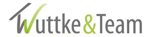 Logo Wuttke und Team ohne